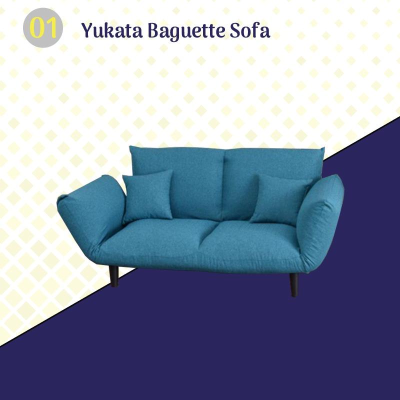 Baguette Sofa